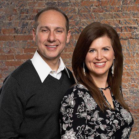Jerry and Melanie Stone