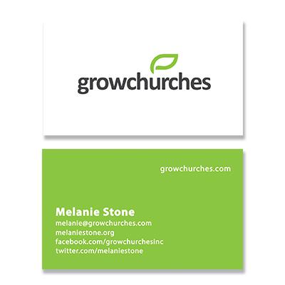Grow Churches Business Card