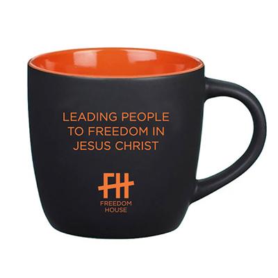 Freedom House mug