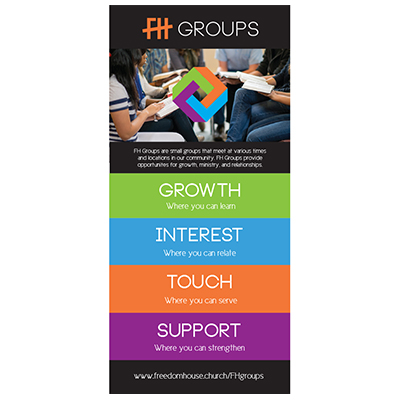 Groups Postcard