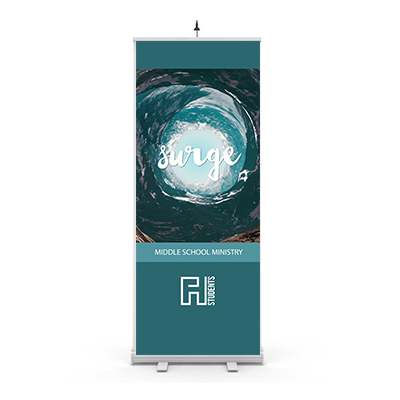 Surge Banner