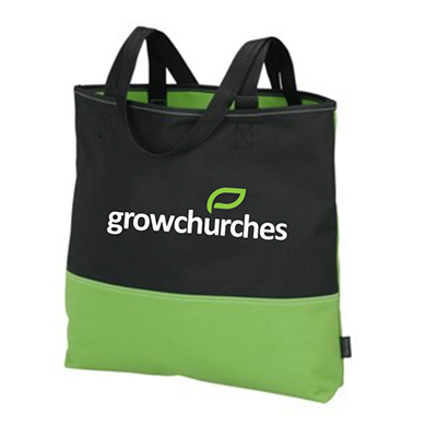 Grow Churches Tote Bag