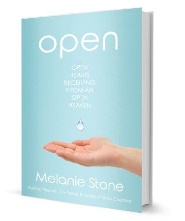 Open by Melanie Stone